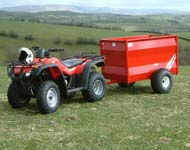 Agricultural Trailers Homepage